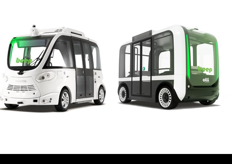 Beep vehicles
